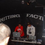 DJ Vibe & Max Barbaria @ The Knitting Factory