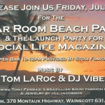 Star Room DJ Vibe & Tom LaRoc