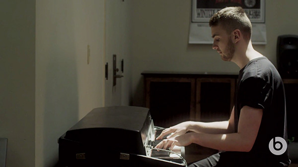 Disclosure Deconstructs the Recording of 'Latch'