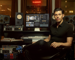 Dave Tozer on Making Hits for John Legend with UAD-2 & Logic Pro X